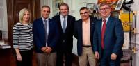 Reunión de FEUSO con el Ministro de Educación, Cultura y Deportes