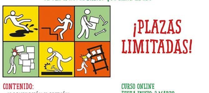 FEUSO organiza un nuevo Curso Básico de Prevención de Riesgos Laborales