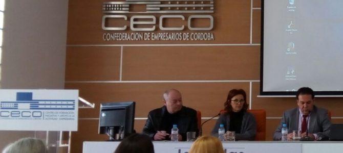 """USO participa en la primera Jornada celebrada en Córdoba sobre """"El Pacto Educativo"""""""