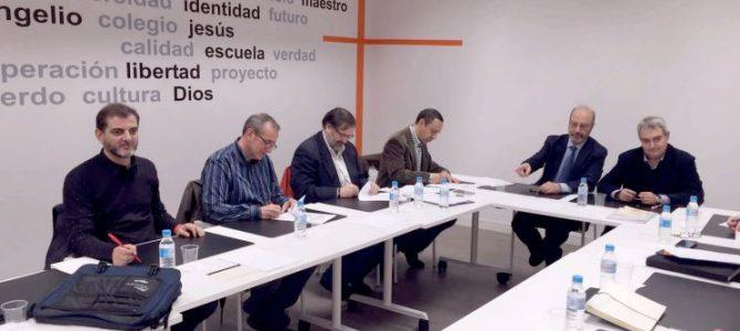 FEUSO firma las tablas salariales del VI Convenio Colectivo de Enseñanza Concertada