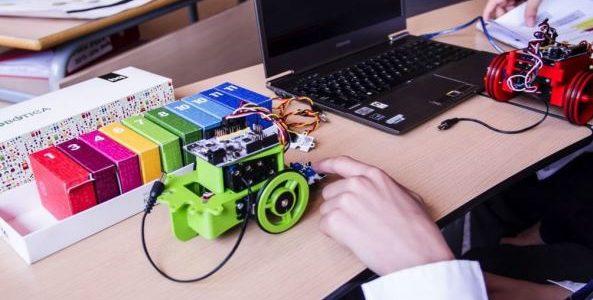 Curso de Programación y robótica en el aula