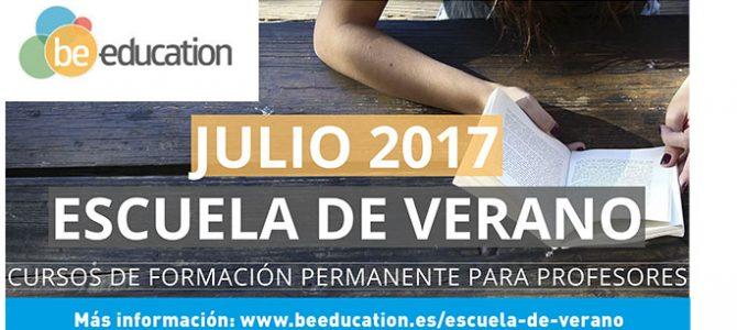 Escuela de Verano de Innovación Educativa Be Education