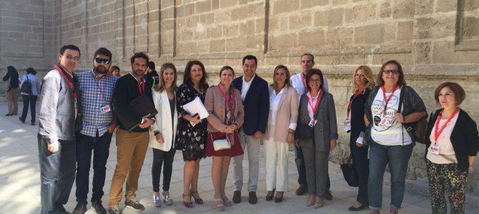 """La Consejera """"se retrata"""" en el Parlamento andaluz sobre  el abono de la extra de 2012 a la concertada"""