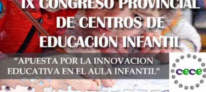 USO el IX Congreso de Infantil organizado por CECE, en Córdoba