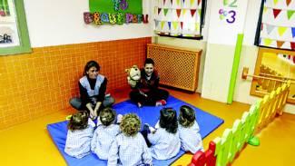Reunión de la Mesa negociadora del XII Convenio de Educación Infantil