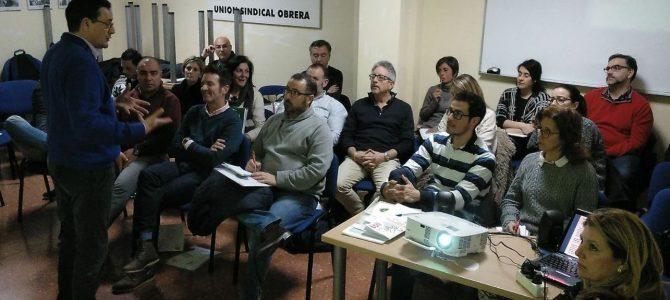 Curso Integral de Formación para delegados de Enseñanza de Andalucía