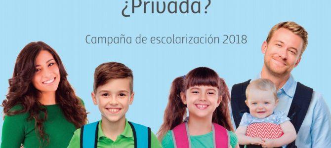 Abierto el proceso de escolarización para Primer Ciclo de E.Infantil en Andalucía