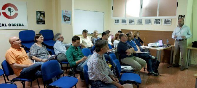 Clausura en Sevilla del Curso Integral de Formación para delegados de Enseñanza