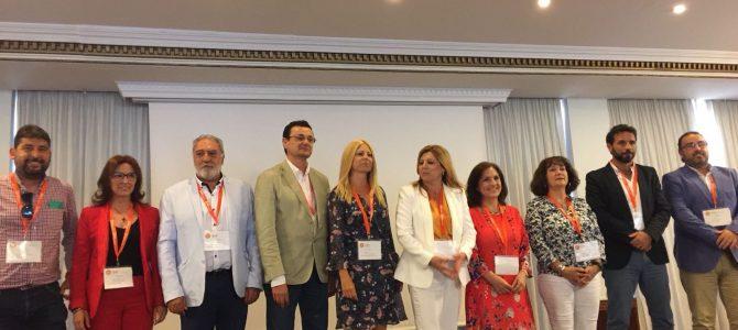 Mª de la Paz Agujetas, reelegida Secretaria General en el IV Congreso de FEUSO-Andalucía