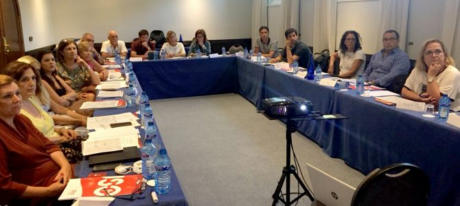 Jornada de Formación de FEUSO dedicada a la Acción Sindical en Andalucía