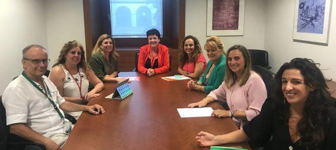 USO se reúne con la Comisión de Educación del Parlamento andaluz