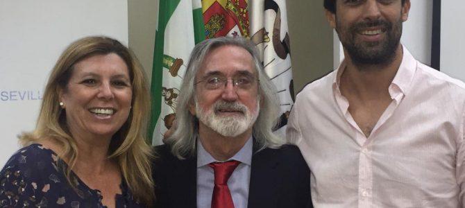 USO asiste al acto de presentación de la Fundación AK Antonio Guerrero