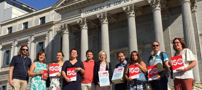 Miles de firmas reclaman al Gobierno el mantenimiento de la Jubilación Parcial en la Enseñanza Concertada