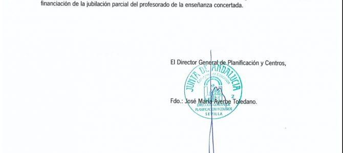 Próxima Convocatoria de la Mesa de E. Infantil de Andalucía