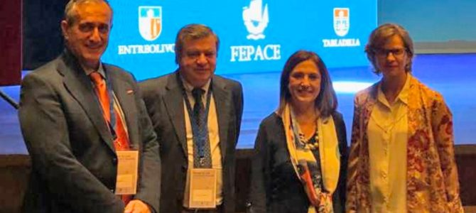 FEUSO, en el Congreso de FEPACE en Sevilla