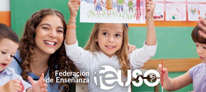 USO no convoca huelga en el sector de Educación Infantil (0 a 3 años)