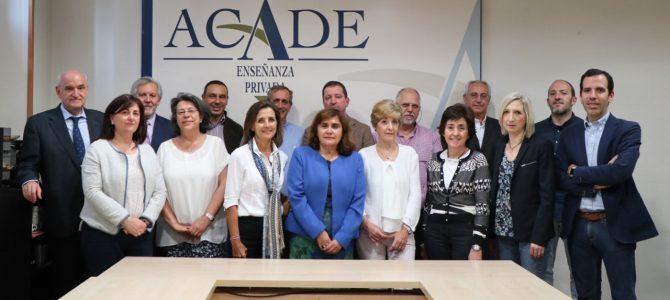 FEUSO firma el XII Convenio de Educación Infantil