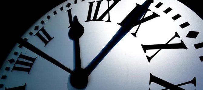 Acuerdo sobre el registro horario en el Sector de Discapacidad