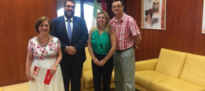 USO se reune con el Viceconsejero de Hacienda, Industria y Energía