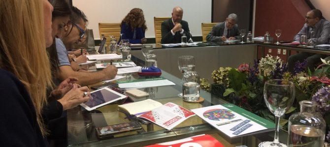 Tercera reunión del Consejero con la Mesa de E. Concertada 22.10.19