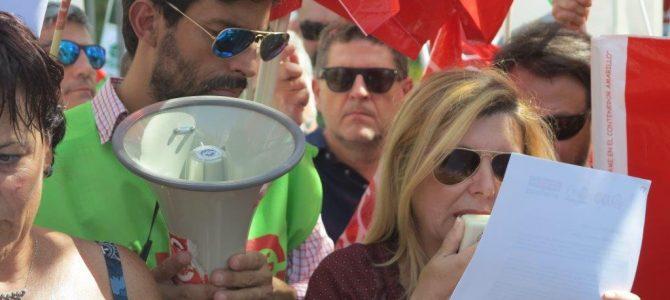 Mañana lunes 9 de marzo: Concentración de delegados de los Centros Concertados. El Gobierno andaluz incumple sus promesas