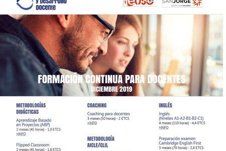 Formación online certificada para docentes. Descuentos especiales a los afiliados a FEUSO