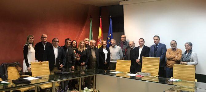 Reunión con la Viceconsejera sobre el Profesorado de Religión de Andalucía