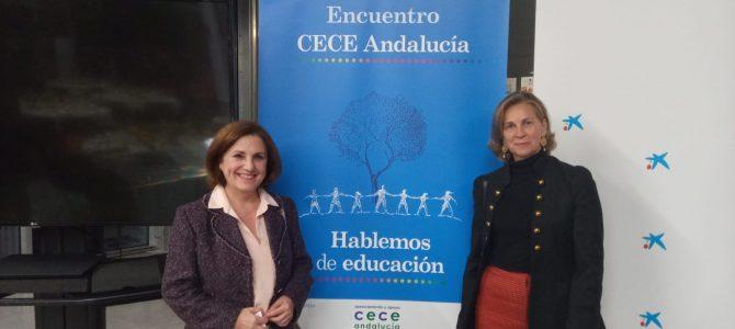USO en el encuentro organizado por CECE Andalucía: «Hablemos de Educación»