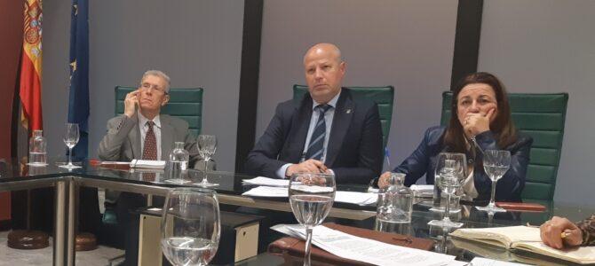 Tercera reunión del Consejero con la Mesa de E. Infantil 0-3 años