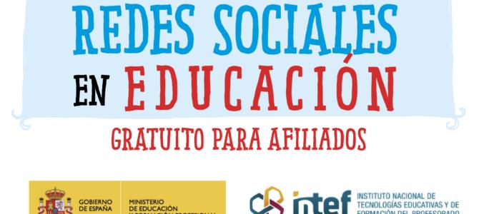 """FEUSO organiza el curso de formación """"Redes Sociales en Educación"""". Gratuito para los afiliados"""