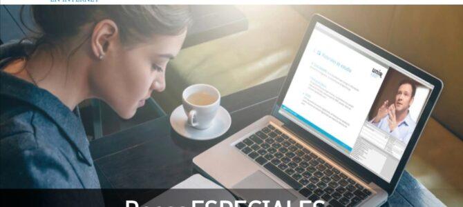 Becas Especiales de UNIR para los afiliados a FEUSO